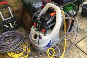 power flush gravesend