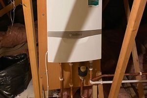 boiler installation unvented system rochester