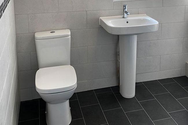bathroom refit northfleet