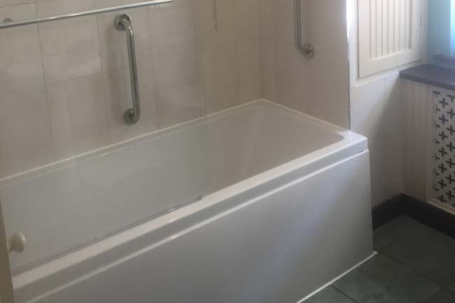 bathroom refurbishment west kingsdown