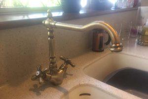kitchen tap installation bexleyheath