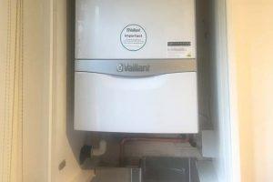 boiler installation halling