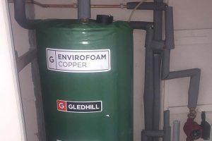 boiler hot water cylinder installation sidcup