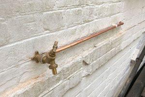 outside tap fitting chislehurst