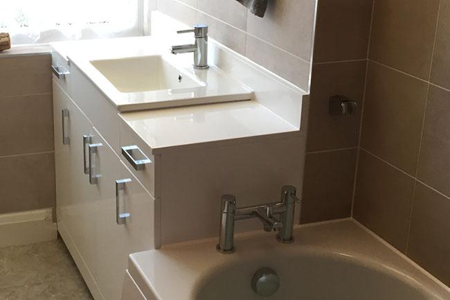 bathroom refurbishment bexleyheath