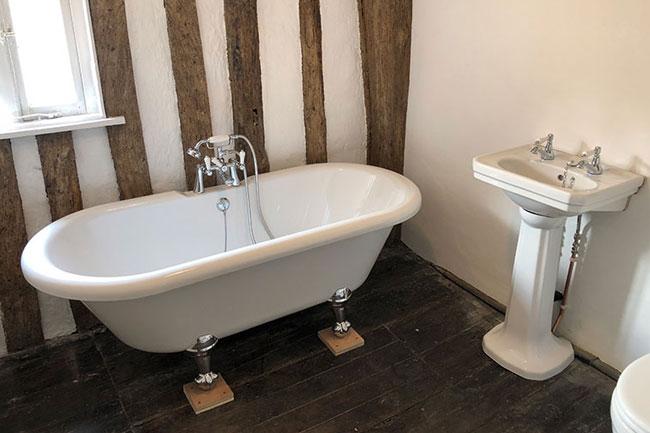 bathroom installation southfleet