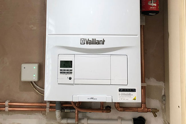 boiler installation belvedere