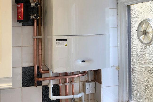 boiler installation bexleyheath