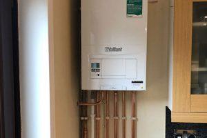 boiler installation erith