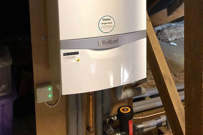 boiler installation hartley