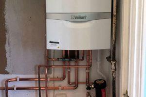 boiler installation vigo village