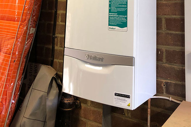 boiler installation wilmington