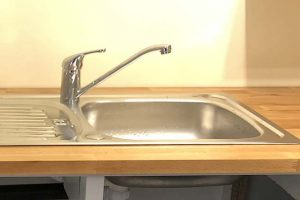 new sink installation southfleet
