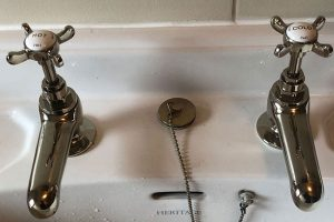 bristan gold taps installation bexleyheath