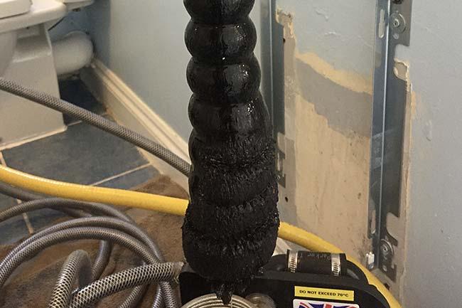 power flush dartford