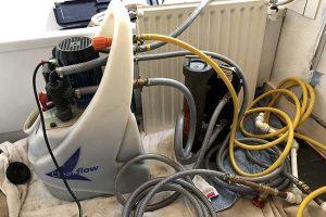 power flush keston