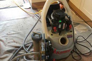 power flush longfield