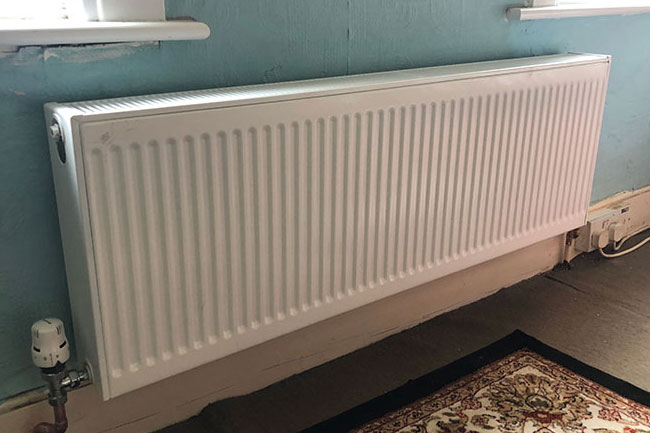 radiator installation woolwich