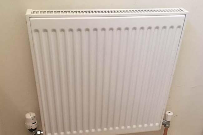 new radiator installation gravesend