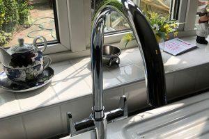 bristan kitchen sink tap installation sidcup