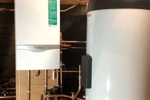 unvented hot water cylinder installation meopham