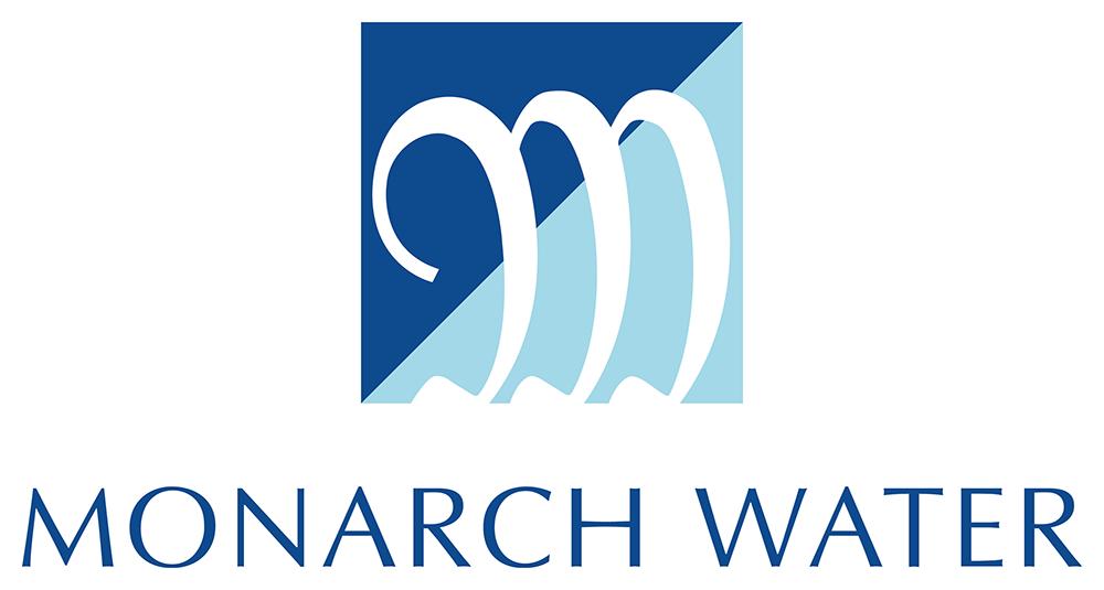 monarch water logo