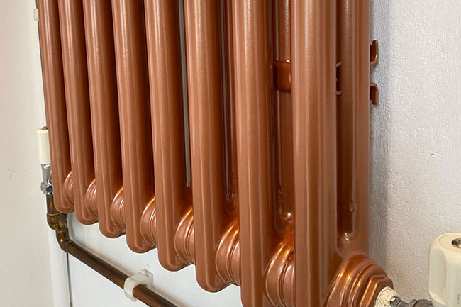 new radiator installation chislehurst